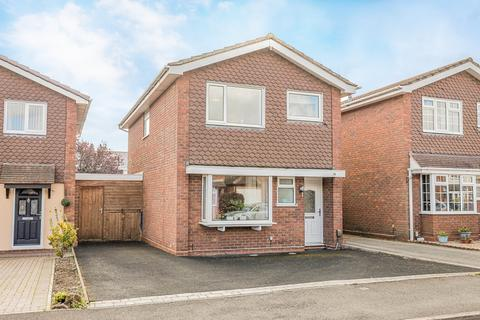 4 bedroom detached house for sale - Beechwood Drive, Stone, Staffordshire, ST15 0EH