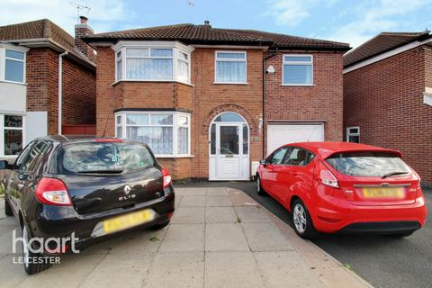 4 bedroom detached house for sale - Fernhurst Road, Leicester
