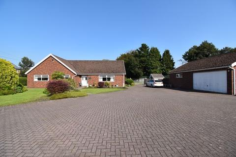 4 bedroom detached bungalow for sale - The Paddocks, Bryn Road, Tondu, Bridgend, CF32 9EB