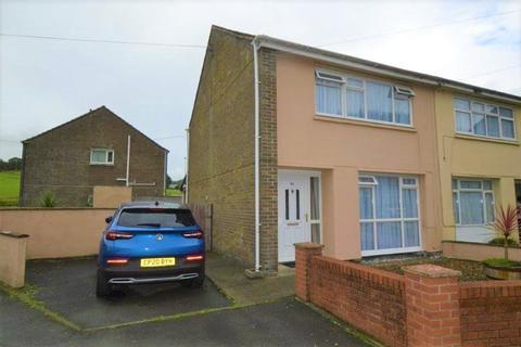 3 bedroom semi-detached house for sale - Maesyderi, Talybont, Ceredigion, SY24