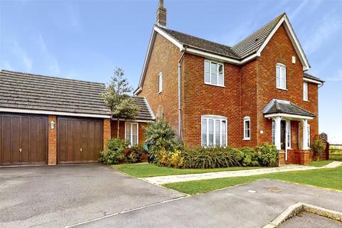 5 bedroom detached house for sale - Morrison Park Road, West Haddon, NN6