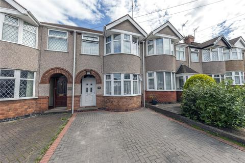 3 bedroom terraced house for sale - Cranford Road, Coventry, CV5
