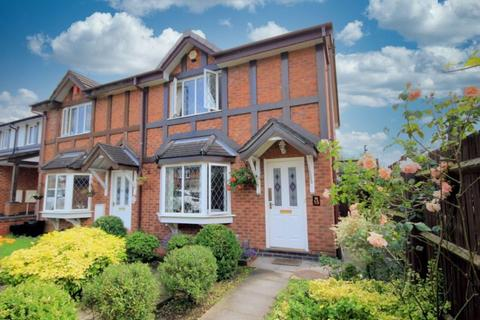3 bedroom townhouse for sale - Taverners Drive, Stone