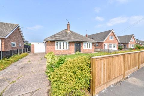 3 bedroom bungalow for sale - Stock Lane, Wybunbury, Nantwich
