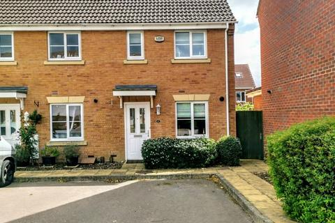 2 bedroom end of terrace house for sale - Whitechurch Close, Stone