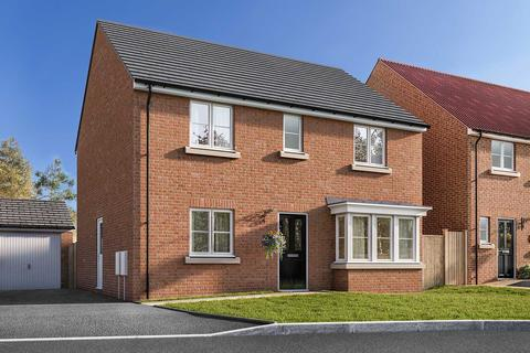 4 bedroom detached house for sale - Plot 107, The Pembroke at South Minster Pastures, Beverley, Yorkshire HU17