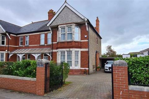5 bedroom semi-detached house for sale - Colcot Road, Barry