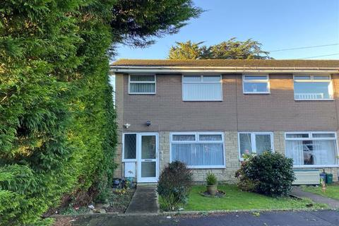 3 bedroom end of terrace house for sale - Woodham Close, Barry