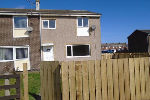 3 bedroom terraced house for sale - Ridgeway,Ashington, NE63 9TJ