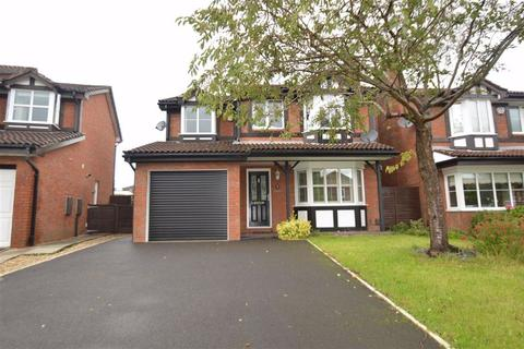 4 bedroom detached house for sale - Underwood Close, Macclesfield