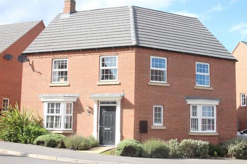 4 bedroom detached house - Olympic Way, Hinckley