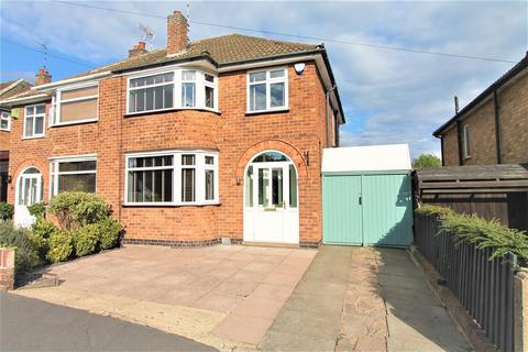 3 bedroom semi-detached house for sale - Leybury Way, Scraptoft, Leicester LE7