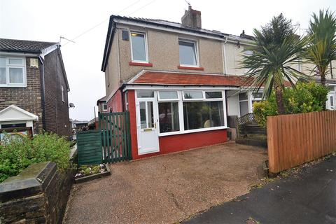 3 bedroom end of terrace house for sale - Speeton Avenue, Horton Bank top