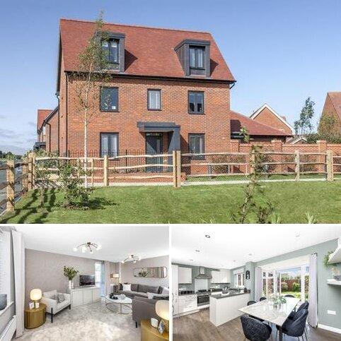 4 bedroom detached house for sale - Plot 59, Elm at Barratt Homes at Chilmington, Hedgers Way, Kingsnorth, ASHFORD TN23