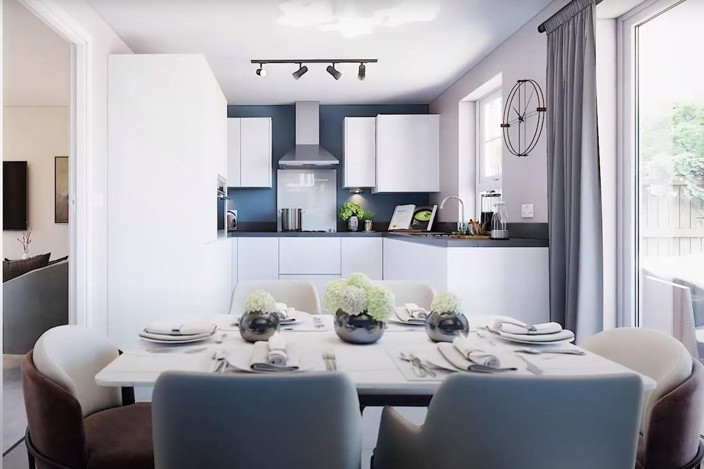 Palmerston kitchen