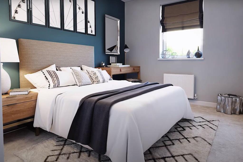 Palmerston bedroom 1
