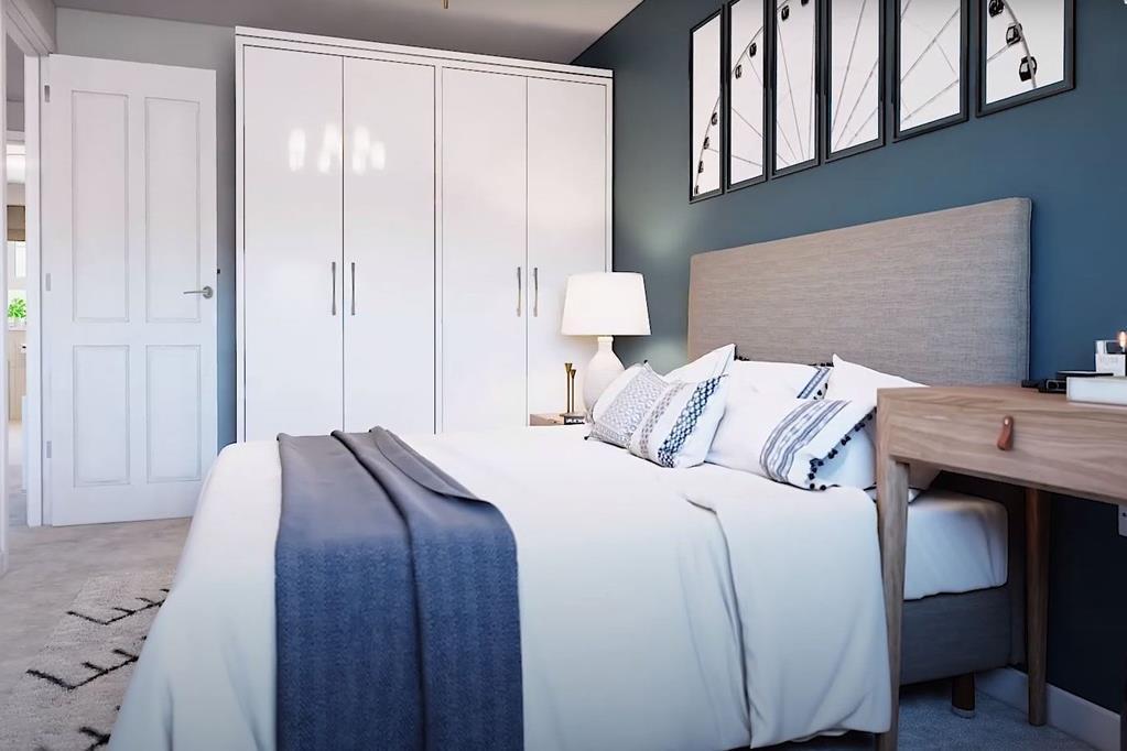 Palmerston bedroom 1b