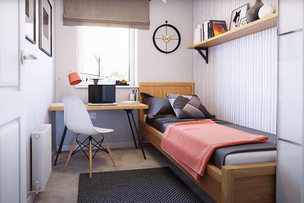 Palmerston bedroom 3