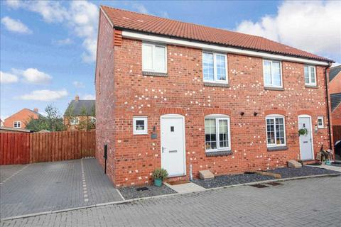 3 bedroom semi-detached house for sale - Poppy Road, Witham St. Hughs, Lincoln