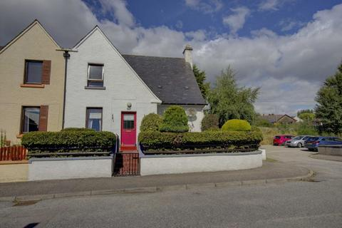 3 bedroom semi-detached bungalow for sale - 46 Teaninich Street, Alness, IV17 0RE
