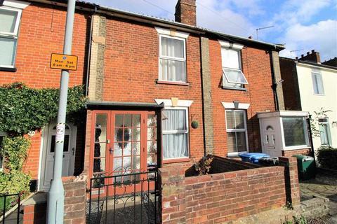 2 bedroom terraced house - Lacey Street, Ipswich