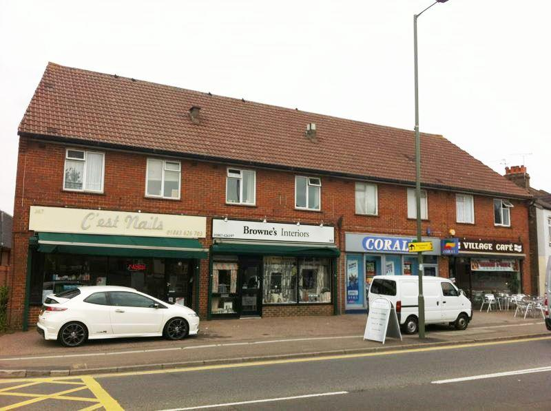 2 Bedrooms Flat for sale in Limpsfield Road, Surrey, CR6