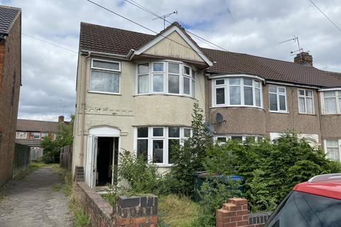 3 bedroom end of terrace house for sale - 86 Duncroft Avenue, Coundon, Coventry, CV6 2BW