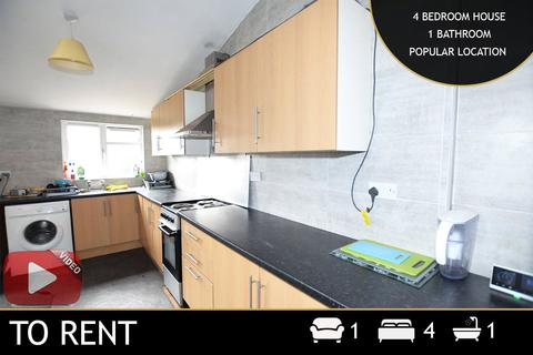 4 bedroom semi-detached house to rent - Landseer Road, Leicester, LE2