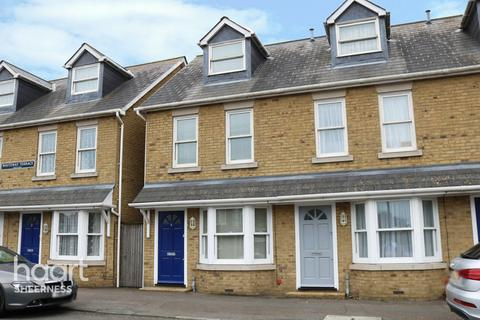3 bedroom end of terrace house for sale - North Road, Queenborough