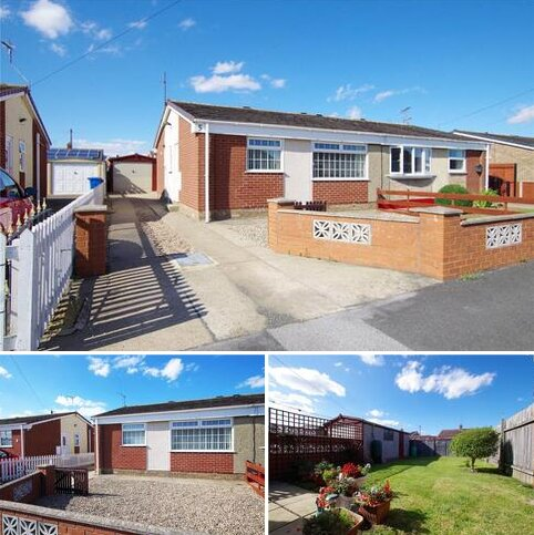 2 bedroom bungalow for sale - Alured Garth, Hedon, Hull, HU12