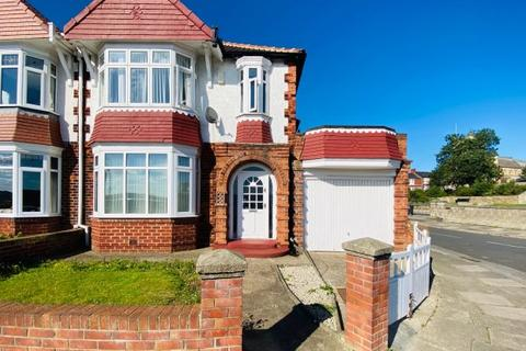 3 bedroom semi-detached house for sale - TOWN WALL, HEADLAND, HARTLEPOOL