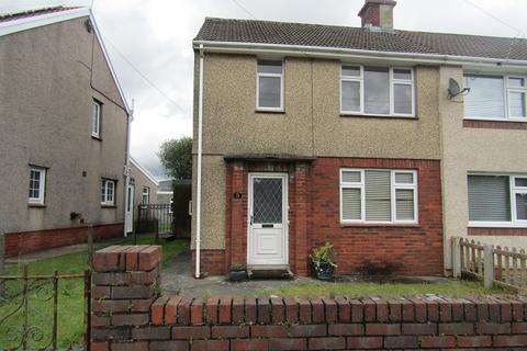 2 bedroom semi-detached house for sale - Heol Daniel, Cwmllynfell, Swansea.