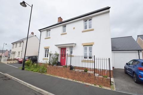 4 bedroom detached house for sale - 68 Ffordd Y Draen, Coity, Bridgend, CF35 6DQ