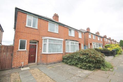 3 bedroom semi-detached house to rent - Landseer Road, Leicester