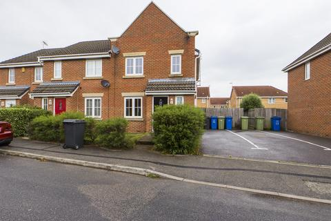 3 bedroom semi-detached house for sale - Archdale Close , Chesterfield
