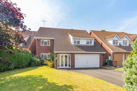 4 bedroom detached house for sale - Park Avenue, Solihull