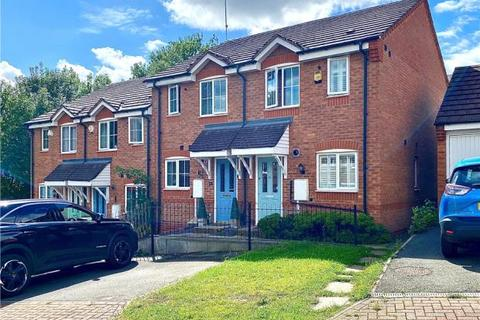 2 bedroom end of terrace house for sale - Knotting Way, Coventry, West Midlands