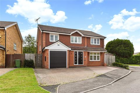 4 bedroom detached house for sale - Haydock Close, Alton, Hampshire