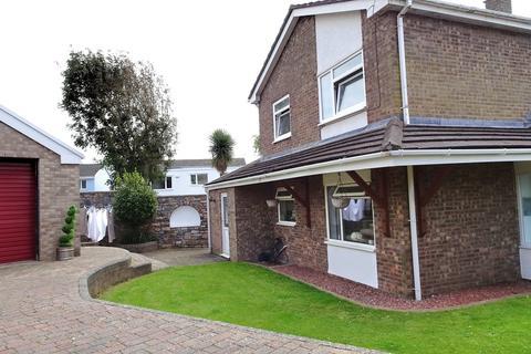 4 bedroom detached house for sale - FLATHOLM WAY, NOTTAGE, PORTHCAWL, CF36 3TW