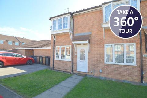2 bedroom end of terrace house for sale - Claverley Green, Wigmore, Luton, Bedfordshire, LU2 8TB