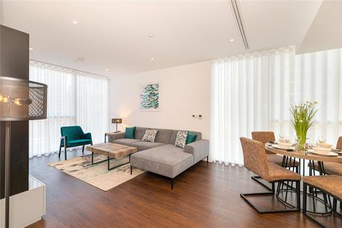 1 bedroom apartment for sale - Maine Tower, Harbour Central Canary Wharf, E14
