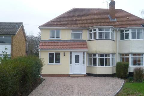 4 bedroom semi-detached house to rent - Sutton Oak Road, Streetly, Sutton Coldfield B73 6TR