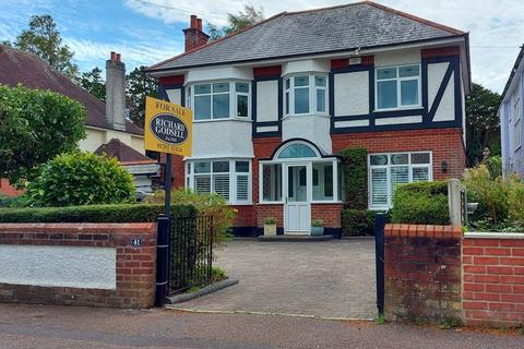 4 bedroom detached house for sale - Harewood Avenue, Boscombe East, Bournemouth
