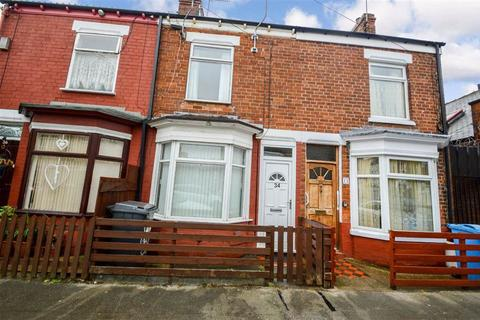 2 bedroom terraced house for sale - Brecon Street, Off Buckingham Street, Hull, HU8
