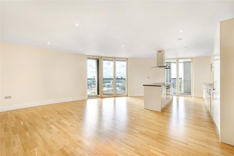 2 bedroom flat for sale - Trinity Tower, 28 Quadrant Walk, London, E14