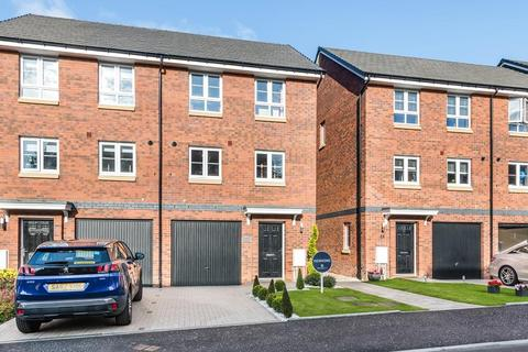 3 bedroom end of terrace house for sale - Plot 66, Turnberry at Riverside @ Cathcart, Kintore Road, Newlands, GLASGOW G43