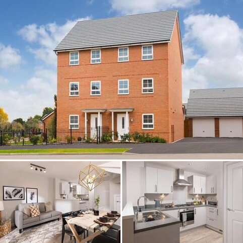 4 bedroom semi-detached house for sale - Plot 16, BROUGHTON at City Heights, Somerset Avenue, Leicester, LEICESTER LE4