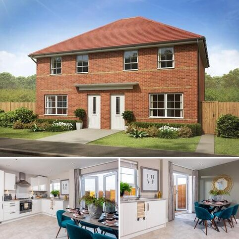 3 bedroom end of terrace house for sale - Plot 180, Maidstone at Park Edge, Doncaster, Wheatley Hall Road, Doncaster, DONCASTER DN2