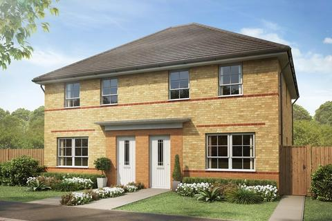 3 bedroom end of terrace house for sale - Plot 183, Maidstone at Park Edge, Doncaster, Wheatley Hall Road, Doncaster, DONCASTER DN2