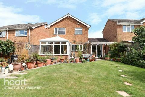 3 bedroom detached house for sale - Retingham Way, Swindon
